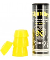 Thunder Bushing Tube - 90du - Yellow - Skateboard Bushings