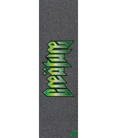 Mob Creature Cold Steel Grip Tape 9in x 33in  - 1 Sheet - Skateboard Griptape