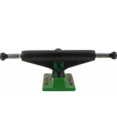 Industrial - Black/Green - 5.25 - Skateboard Trucks