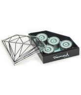 Diamond Smoke Rings Bearings - Skateboard Bearings