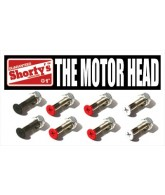 "Shorty's 1"" Motorhead Set - Skateboarding Mounting Hardware"