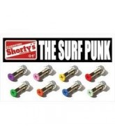"Shorty's 1"" Surf Punk Set - Skateboarding Mounting Hardware"