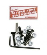"Shorty's 1"" Allen - Skateboarding Mounting Hardware"