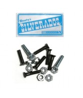 "Shorty's 7/8"" Phillips - Skateboarding Mounting Hardware"