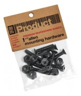 Superior Hardware Allen - Assorted - 1 1/4 - Skateboard Hardware