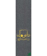 Mob Simpsons Bart Skull Grip Tape 9in x 33in  - 1 Sheet - Skateboard Griptape