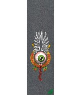 Mob Santa Cruz Flying Eye Grip Tape 9in x 33in  - 1 Sheet - Skateboard Griptape