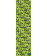 Mob Creature Skatehoarde Font Grip Tape 9in x 33in  - 1 Sheet - Skateboard Griptape