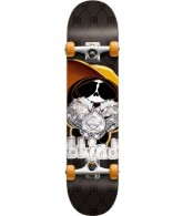 Blind Platinum Kenny - Black/Orange - 7.7 - Complete Skateboard