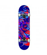 Alien Workshop OG Amazing - Purple/Blue/Red - 7.75 - Complete Skateboard
