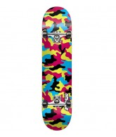 Speed Demons Fresh Camo PP Complete - Complete Skateboard - Multi - Full 7.8