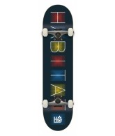 Habitat Dot Gain - Blue - 8 - Complete Skateboard