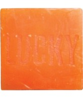 Lucky Wax Tablet - Orange - Skateboard Wax