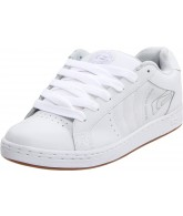 Globe Focus - White/Glacier Grey - Mens Shoes