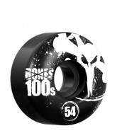 Bones O.G. Formula 100 - 54mm - Black - Skateboard Wheels