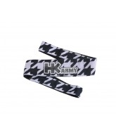 HK Army Headband - HK Houndstooth