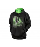 Planet Eclipse 2013 Crazed Hooded Sweatshirt - Black