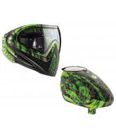 Dye Rotor Loader & I4 Mask Combo Kit - Tiger Lime