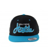 HK Army Snap Back Hollywood Hostile Hat - Turquoise
