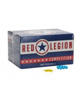 Red Legion Paintballs Case 2000 Rounds - Yellow Fill