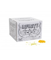 Valken Infinity Paintball Case 2000 Rounds - Yellow Fill