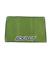 Exalt Microfiber Zig Zag Player Goggle Cloth - Lime