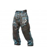 2012 Valken Crusade Paintball Pants - Tron Blue
