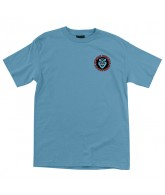 Santa Cruz Screaming Hand Regular S/S - Carolina Blue - Mens T-Shirt