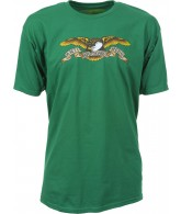 Anti-Hero S/S Eagle Shirt - Kelly Green - T-Shirt