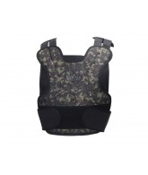 Gen X Global Paintball Chest Protector - Digi Camo