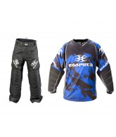 Empire 2012 Prevail TW Paintball Jersey & Pant Combo - Blue