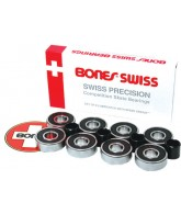 Bones Swiss Competition Bearings - Skateboard Bearings
