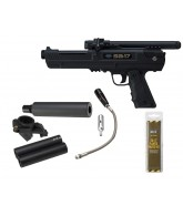 BT SA-17 Paintball Pistol (Rifle Combo)