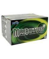 Marballizer Paintballs Case 1000 Rounds - Green Fill