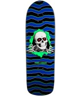 "Powell Peralta Old School Ripper - Blue - 9.5"" - Skateboard Deck"