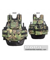 RAP4 Counterstrike Paintball Vest - DPM