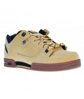 DVS Militia - Tan Nubuck JJ - Skateboard Shoes