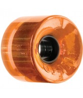 OJ 60 mm Hot Juice Trans Orange 78a - Skateboard Wheels