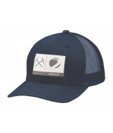 Dye 2013 Rail Trucker Hat - Navy