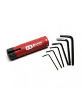 Planet Eclipse Tool Tube Hex Key Set