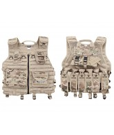 Empire Battle Tested Bamf THT Paintball Vest - ETACS