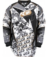 Planet Eclipse EVX Distortion Paintball Jersey - Elemental
