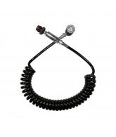 Guerrilla Air Cobra Coil Remote Hose