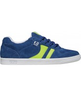 Globe Encore - Generation Oxide Blue/Lime - Skateboard Shoes