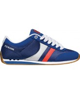 Globe Pulse Oxide - Blue/Infrared - Skateboard Shoes