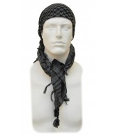 Gen X Global Special Forces Head Wrap Checkers - Grey