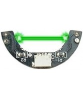 ANS Ion/Epiphany Laser Eye Harness Kit - Green