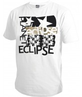 Planet Eclipse Men's 2011 Grunge T-Shirt - White