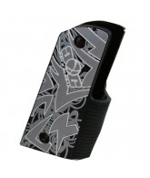 Gen X Global Tribal Wrap 45 Grip - Black/Grey/White