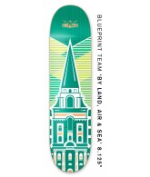 Blueprint Skateboards Team By Land Sea & Air - 8.125 - Skateboard Deck